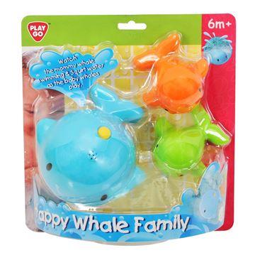 Igračka za kupanje PLAYGO 1965, Happy Whale Family, obitelj kitova