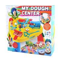 Masa za modeliranje PLAYGO 8692, My Dough Center, set sa stolićem
