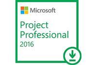 MICROSOFT Project Pro 2016 Win, svi jezici, H30-05445, elektronski proizvod