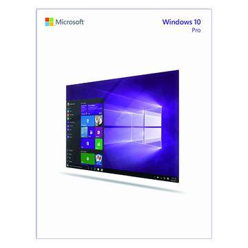 MICROSOFT Windows Professional 10 32-bit/64-bit, svi jezici, FQC-09131, elektronski proizvod
