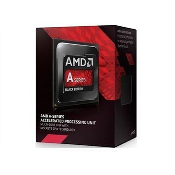 Procesor AMD A8 X4 7650K BOX Black Edition, s. FM2+, 3.3GHz, 4MB cache, GPU R7, Quad Core