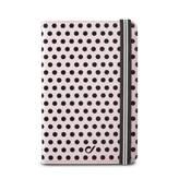 """Futrola CELLULARLINE Vision Uni Tab, za tablet, do 7"""", sa stalkom, roza sa točkicama"""