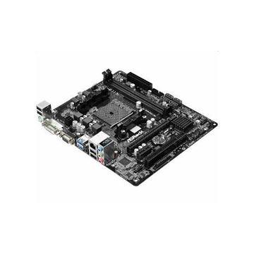 Matična ploča ASROCK FM2A88M-HD+ R3.0, AMD A88X, DDR3, zvuk, SATA, RAID, G-LAN, PCI-E, D-SUB, DVI, HDMI, USB 3.0, mATX, s. FM2/FM2+