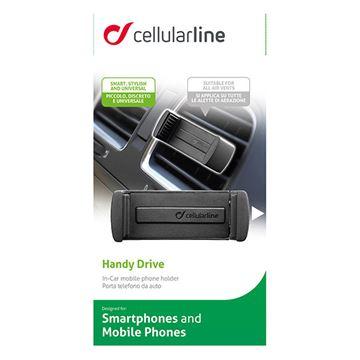 Auto nosač CELLULARLINE Handy Drive, za smartphone, unverzalni