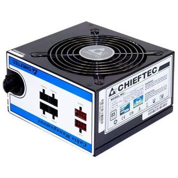 Napajanje USED 550W, CHIEFTEC A-80 Series CTG-550C, ATX v2.3, 120mm vent., PFC, modularno