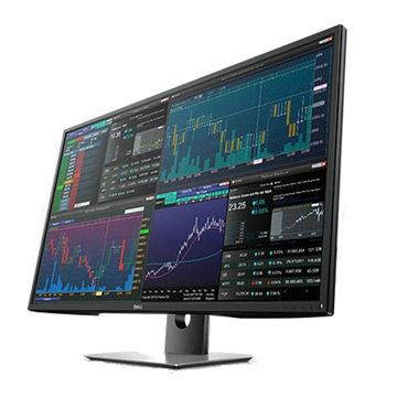 "Monitor 43"" LED DELL P4317Q, 4K UHD IPS, 8ms, 350cd/m2, 1000:1, DP, mDP, HDMI, USB 3.0, crni"