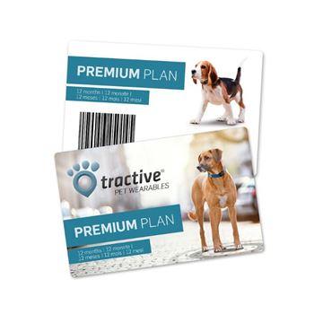 Premium kartica TRACTIVE 1 godina pretplate, premium GPS i KML signal