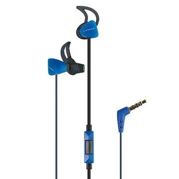 Slušalice VIVANCO Sport IPX4 / SPX 60, s mikrofonom, vodootporne, plave