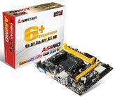 Matična ploča USED BIOSTAR A58MD, AMD A58, DDR3, zvuk, S-ATA, RAID, G-LAN, PCI-E 3.0, D-SUB, DVI, mATX, s. FM2+