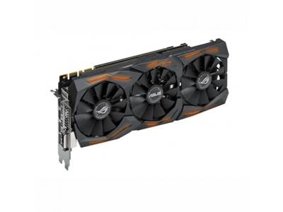 Grafička kartica PCI-E ASUS GeForce GTX 1060 Strix, 6GB, DDR5, DVI, HDMI, DP