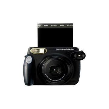 Analogni fotoaparat FUJI FILM Instax Wide 210, 62x99 mm  slike, automatski flash, sivi