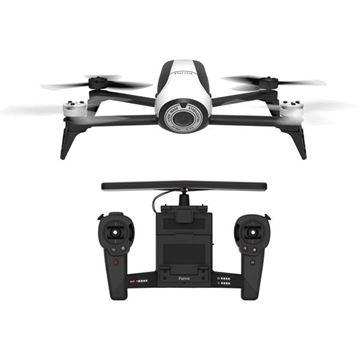 Drone PARROT Bebop 2, kamera, WiFi upravljanje smartphonom,tabletom + skycontroller, bijeli