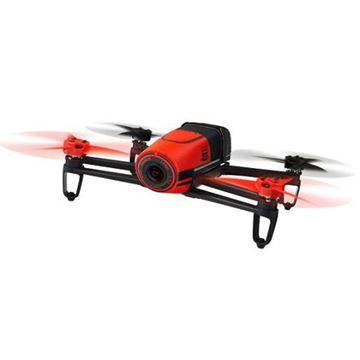 Drone PARROT Bebop, kamera, WiFi upravljanje smartphonom,tabletom + skycontroller, crveni