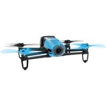 Drone PARROT Bebop, kamera, WiFi upravljanje smartphonom,tabletom + skycontroller, plavi