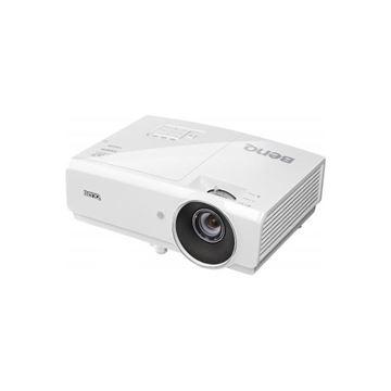 Projektor DLP, BENQ MH741, 1920 x 1080, 4000 ANSI lumena, 10000:1, D-Sub, HDMI, USB, zvučnici, bijeli