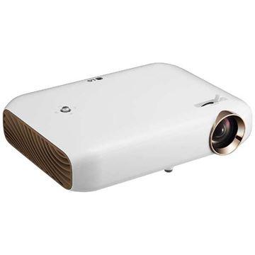 Projektor LED, LG PW1500G, 1280 x 800, 1500 ANSI lumena, 100000:1, HDMI, USB, zvučnici, bijeli