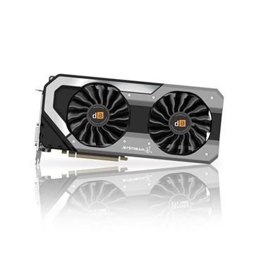 Grafička kartica PCI-E PALIT GeForce GTX 1070 Jetstream, 8GB, DDR5, DVI, HDMI, DP