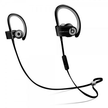 Slušalice BEATS Powerbeats2 Black Sport, in-ear, bežične, crne