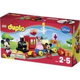 LEGO 10597, Duplo, Mickey & Minnie Birthday Parade, Mickeyeva i Minnieina rođendanska proslava