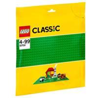 LEGO 10700, Classic, Green Baseplate, zelena podloga