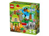LEGO 10804, Duplo, Jungle, prašuma