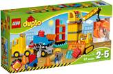 LEGO 10813, Duplo, Big Construction Site, veliko gradilište
