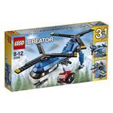 LEGO 31049, Creator, Twin Spin Helicopter, helikopter s dvostrukom rotacijom, 3u1