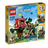 LEGO 31053, Creator, Treehouse Adventures, pustolovina u kućici na drvetu, 3u1