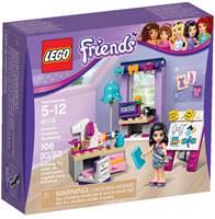 LEGO 41115, Friends, Emma's Creative Workshop, Emmina kreativna radionica