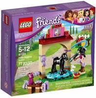 LEGO 41123, Friends, Foal's Washing Station, stanica za pranje konja