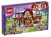 LEGO 41126, Friends, Heartlake Riding Club, konjički klub Heartlakea