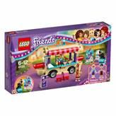 LEGO 41129, Friends, Amusement Park Hot Dog Van, prikolica s hotdogom u zabavnom parku