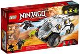 LEGO 70588, Ninjago, Titanium Ninja Tumbler, veliko vozilo