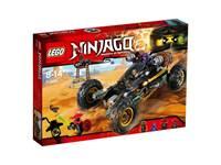 LEGO 70589, Ninjago, Rock Roader, terenski razarač