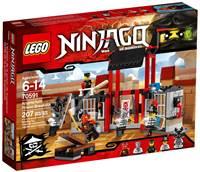 LEGO 70591, Ninjago, Kryptarium Prison Breakout, bijeg iz kriptarijskog zatvora