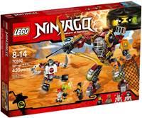 LEGO 70592, Ninjago, Salvage M.E.C.