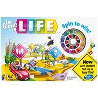 Društvena igra HASBRO Igra života (The Game of Life)