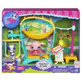 Igračka HASBRO A5474, Littlest Pet Shop, Minka Mark Art Studio, Minkin likovni studio, set