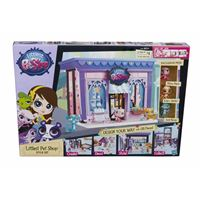 Igračka HASBRO A7322, Littlest Pet Shop, Style Set, salon za uljepšavanje, set