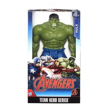 Igračka HASBRO B5772, Marvel Titan Hero, Hulk, figura 30cm