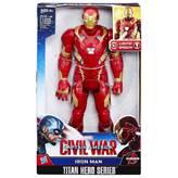Igračka HASBRO B6177, Marvel Titan Hero, Iron Man, figura 30cm