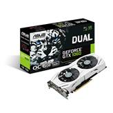 Grafička kartica PCI-E ASUS GeForce GTX 1060 Dual, 6GB, DDR5, DVI, DP