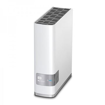 "Tvrdi disk vanjski 6000.0 GB, WESTERN DIGITAL, My Cloud WDBCTL0060HWT-EESN, NAS, LAN, 3.5"", bijeli"