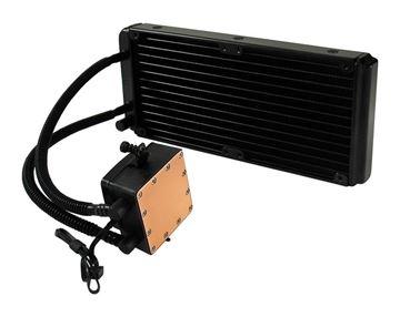 Vodeno hlađenje LC POWER LC-CC-240-LiCo, socket 1366/1150/1151/1155/1156/2011/2011-3/FM1/FM2/FM2+/AM2/AM2+/AM3/AM3+