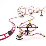 Kreativni set QUERCETTI 6435, Roller Coaster Maxi Rail, 250 komada