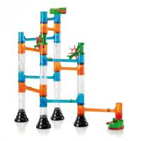 Kreativni set QUERCETTI 6546, Marble Run Trasparent Basic, 45 komada