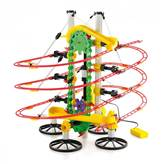 Kreativni set QUERCETTI 6635, Skyrail Roller Coaster, 200 komada