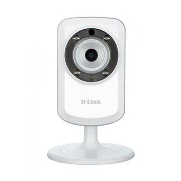 Mrežna sigurnosna kamera D-LINK DCS-933L, LAN, WiFi, noćno snimanje