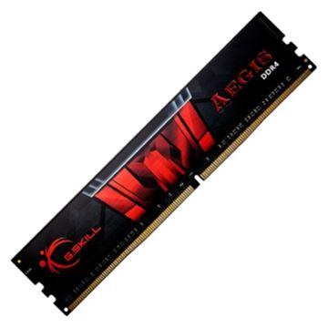 Memorija PC-17066, 4 GB, G.SKILL Aegis, F4-2400C15S-4GIS, DDR4 2133MHz, 4GB