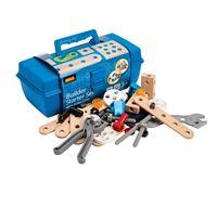 Drvena igračka BRIO 34586, Bulder Starter Set, 48 komada